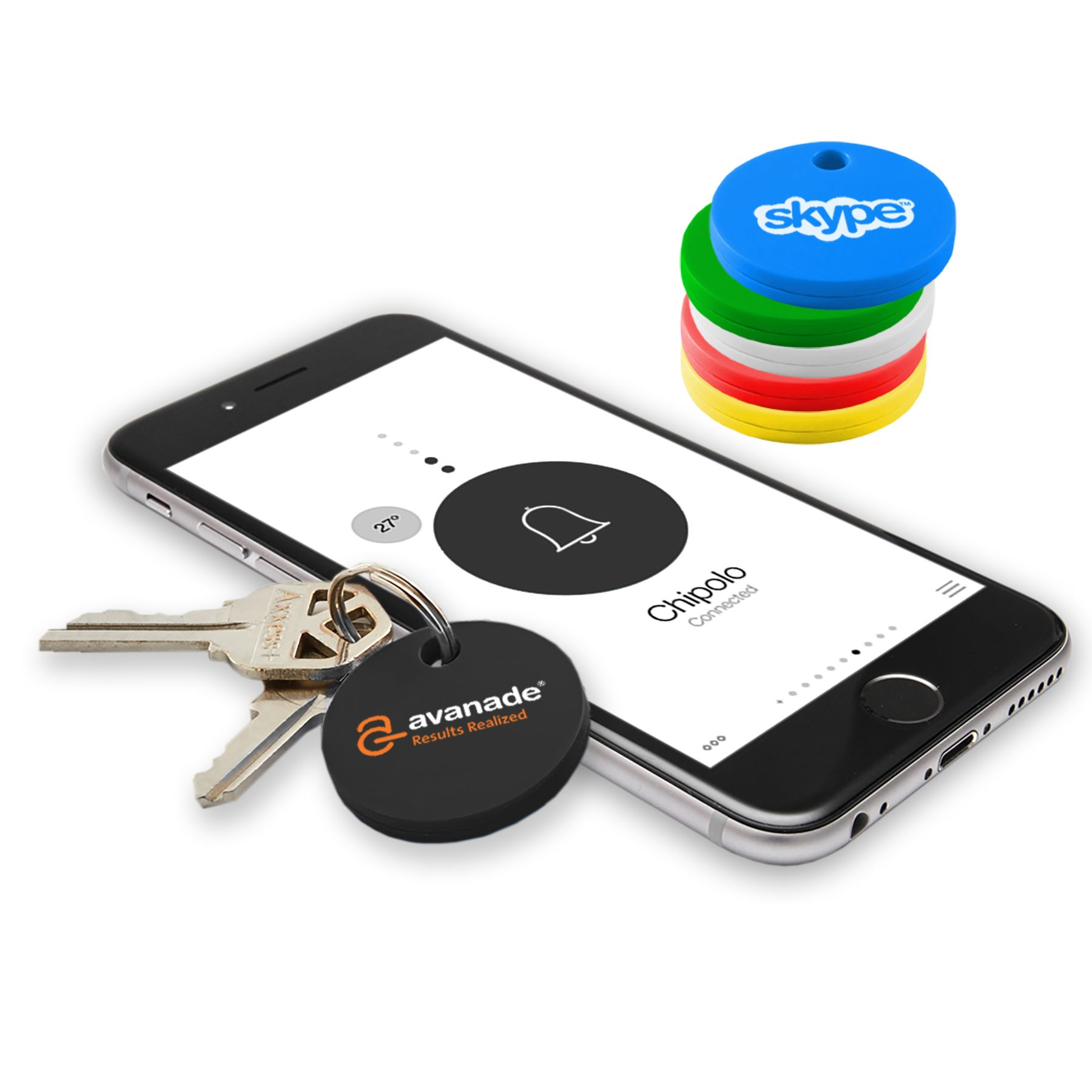 Bluetooth Key Finder